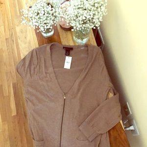 NWT LANE BRYANT Lightweight Sweater
